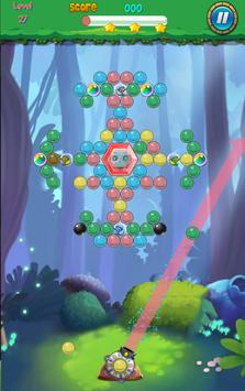 Bubble Shooter : Spinner 2 poster