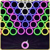 Neon Bubble Shooter icon