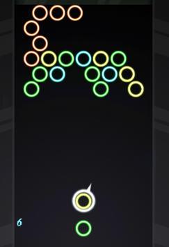 Neon Bubble Shooter screenshot 3