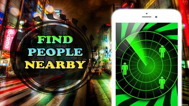 Ghost detect! Radar apk screenshot