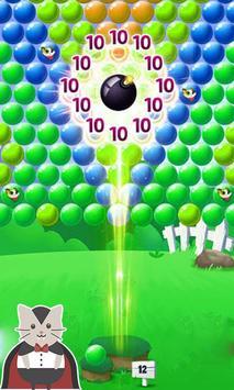 Cat Bubble Christmas screenshot 4