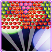 Shooter Bublle Fruits icon
