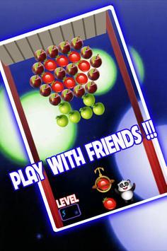 Shooter Bublle Fruits screenshot 1