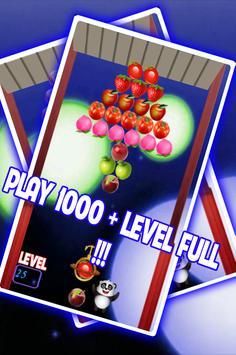 Shooter Bublle Fruits screenshot 2
