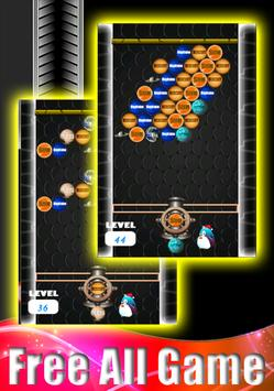 Bubble Shooter 2018 Free screenshot 2