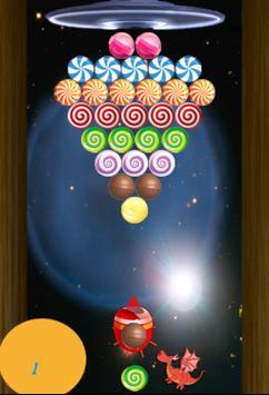 Dragon Eat Candy Bubble Shoot screenshot 7