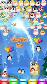 Bubble Penguins Pop poster