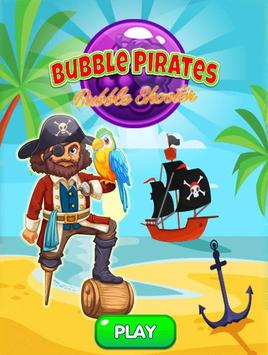 Bubble Shooter Pirates Quest poster
