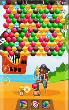 Bubble Shooter Pirates Quest screenshot 1