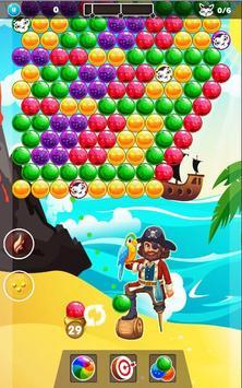 Bubble Shooter Pirates Quest screenshot 2