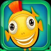 Bubbles The Fish Adventure icon