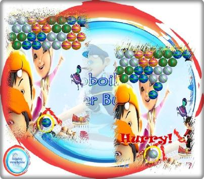Boboiboy water bubbles apk screenshot