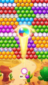 Bubble Shooter Desert screenshot 2