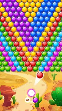 Bubble Shooter Desert screenshot 3