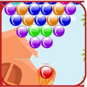 Bubble Shooter Fireball icon