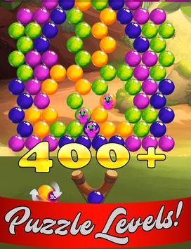 Bubble Shooter 2017 - Pop & Rescue, Match 3 Games screenshot 4