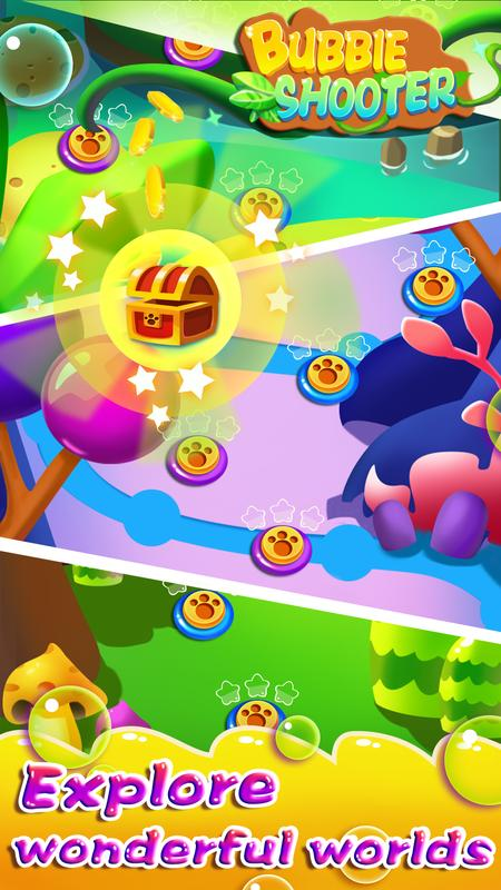Bubble Shooter Descarga Apk Gratis Casual Juego Para Android