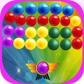bubble shooter rolling icon