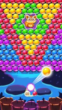 Bubble Shooter Raccoon screenshot 3