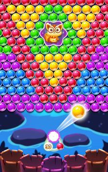 Bubble Shooter Raccoon screenshot 9