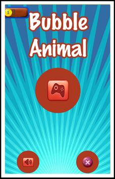 Bubble Shooter 2018 Animal poster