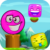 Bubble Ball Shooter Rainbow World icon