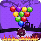 Bubble Shooter Sweet Night icon