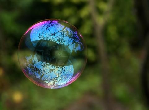 Bubble Wallpaper screenshot 1