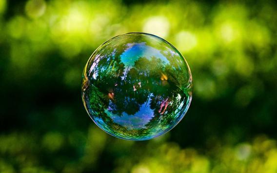 Bubble Wallpaper screenshot 2