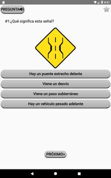 Examen de manejo DMV en Texas screenshot 5