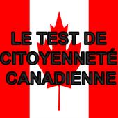 Test de citoyenneté canadienne icon