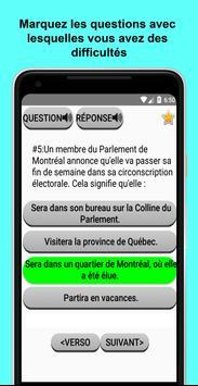 Test de citoyenneté canadienne screenshot 3