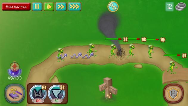 Multi Defense TD (Unreleased) apk screenshot