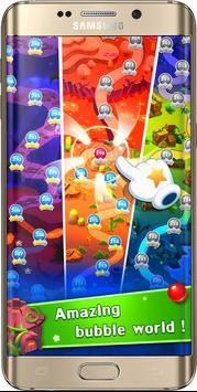 fre game ball Shoot pop ace angry cat & bird 3D screenshot 6