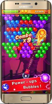 fre game ball Shoot pop ace angry cat & bird 3D screenshot 1