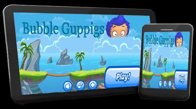 guppies run poster