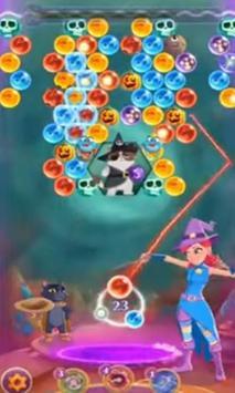 Zaguide Bubble Witch Saga 3 apk screenshot