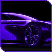 New HD Colourful Cars Wallpapers - 2018 icon