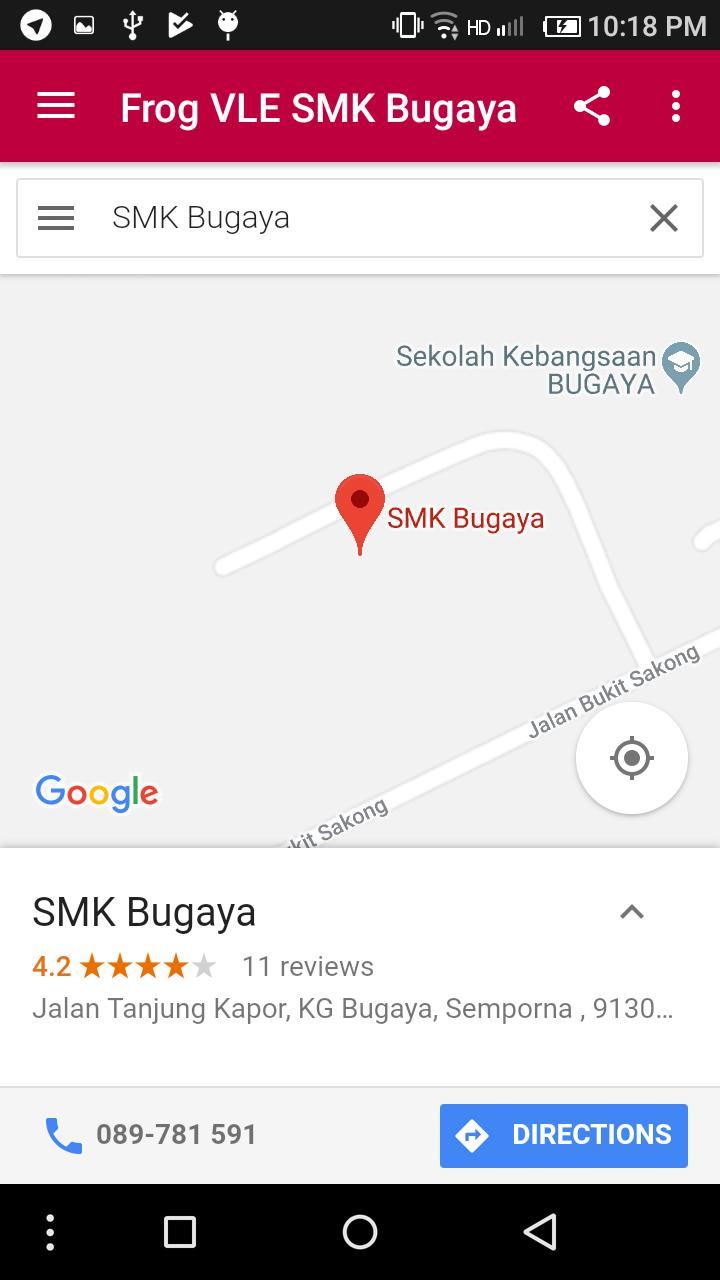 Frog VLE SMK Bugaya for Android - APK Download