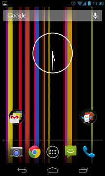 Funky Lines LiveWallpaper FREE screenshot 1