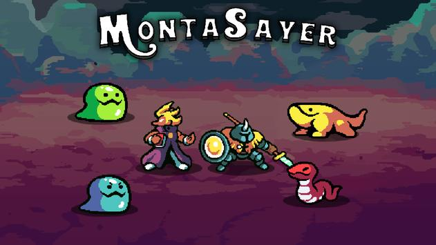 MontaSayer poster
