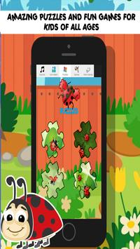bug games free for kids screenshot 1