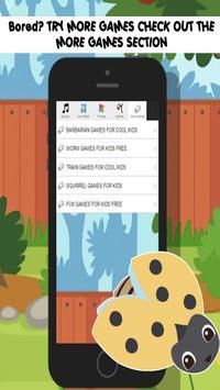 bug games free for kids screenshot 8