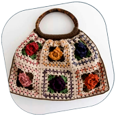 Crochet Bag Ideas icon