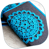 Crochet Pattern Book Cover icon