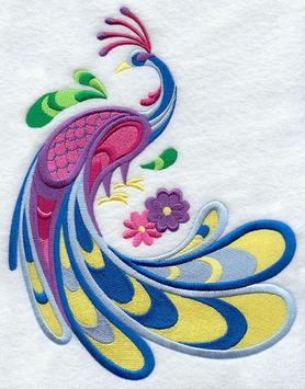 Embroidery Designs poster