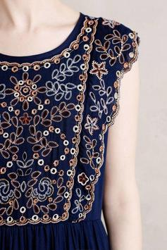 Embroidery Patterns Clothes screenshot 1
