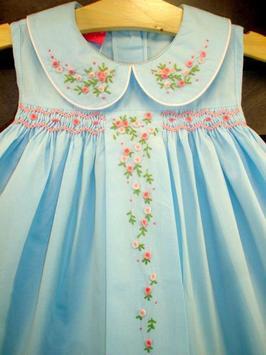 Embroidery Patterns Clothes screenshot 2