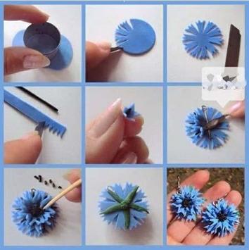 How to Make Paper Flower screenshot 3