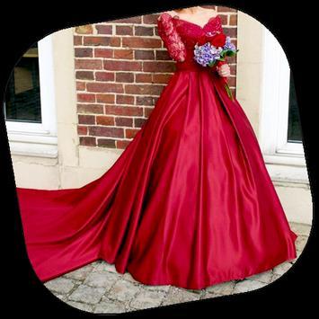 Long Dress Design poster